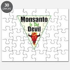 Monsanto is the Devil Puzzle