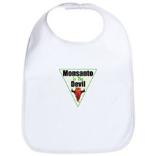 Monsanto is the Devil Bib