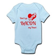 Dont go BACON my Heart Body Suit