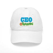 CEO In Training Baseball Cap