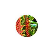 Tropical Mini Button (10 pack)