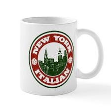 New York Italian American Mug