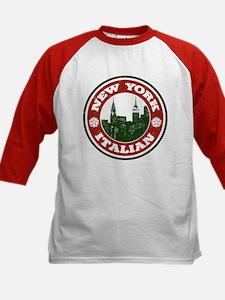 New York Italian American Baseball Jersey