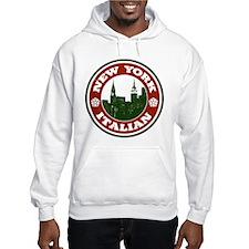 New York Italian American Hoodie