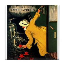 Victoria Arduino, Caffe Espresso, Vintage Poster T