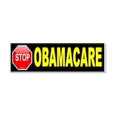 STOP OBAMACARE BUMPER_001.jpg Car Magnet 10 x 3