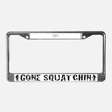 Good grades License Plate Frame