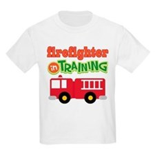 Firefighter in Training T-Shirt