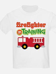 Firefighter in Training T-Shirt