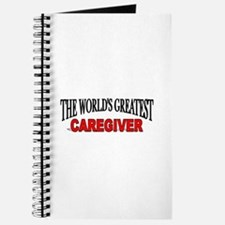 """The World's Greatest Caregiver"" Journal"