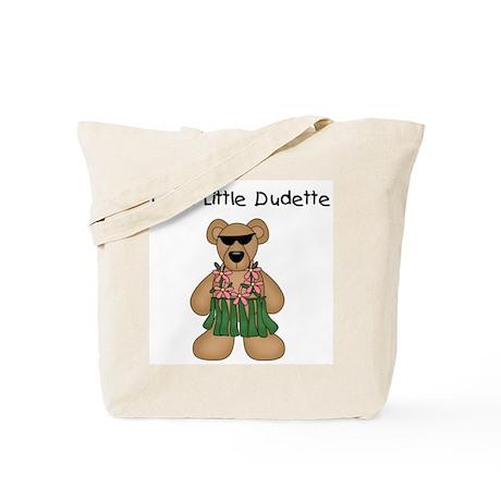 Cool Little Dudette Tote Bag
