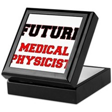 Future Medical Physicist Keepsake Box