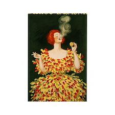 Cachou Lajaunie, Smoker, Cappiello, Vintage Poster