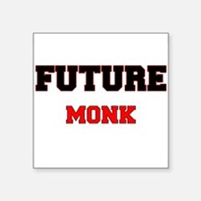 Future Monk Sticker