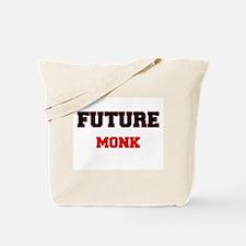 Future Monk Tote Bag