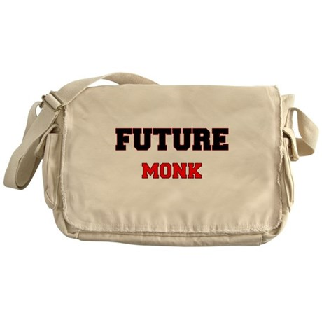 Future Monk Messenger Bag