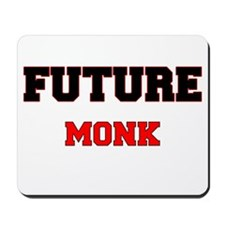 Future Monk Mousepad