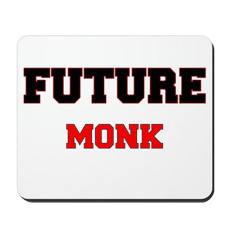Future Monk Mousepad
