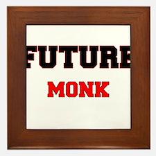 Future Monk Framed Tile