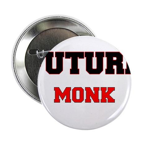 """Future Monk 2.25"""" Button"""