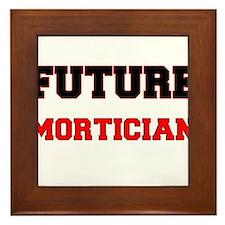 Future Mortician Framed Tile