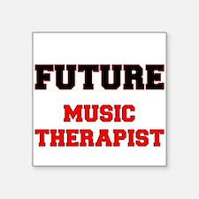 Future Music Therapist Sticker