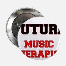 "Future Music Therapist 2.25"" Button"