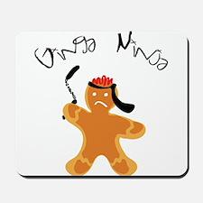 Ginga Ninja Mousepad