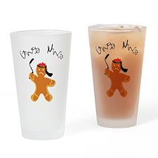 Ginga Ninja Drinking Glass