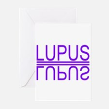 Lupus Reflections Greeting Cards (Pk of 10)