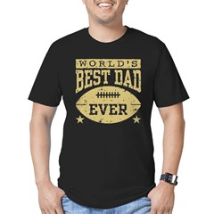 World's Best Dad Ever Football T