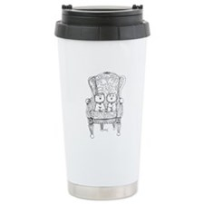 Westie Chairmen Travel Mug
