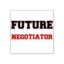 Future Negotiator Sticker