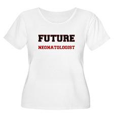 Future Neonatologist Plus Size T-Shirt