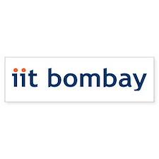 Iit Bombay Bumper Bumper Sticker