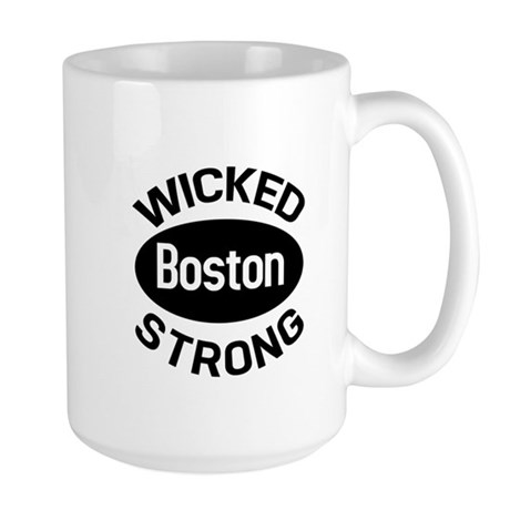 Boston Wicked Strong Mug