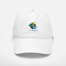 PuertoVallarta.net Logo Baseball Baseball Baseball Cap