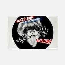 LoveFerrets - Funny Cat Joke Rectangle Magnet