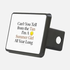 Summer Girl Hitch Cover
