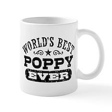 World's Best Poppy Ever Mug