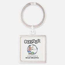 Geezer Keychains
