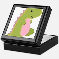 Cute Dinosaur Keepsake Box