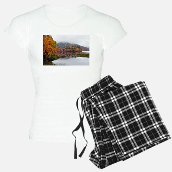 Fall Reflections Pajamas