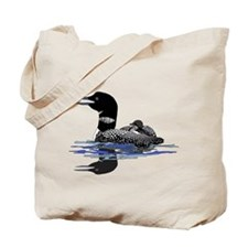 Calling Loon Tote Bag