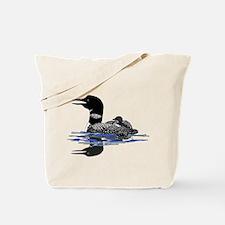 Calling Loon Tote Bag