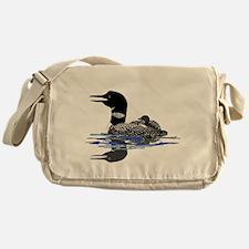 Calling Loon Messenger Bag