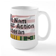 VN Combat Vet Mug