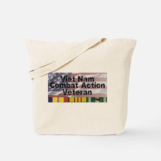 VN Combat Vet Tote Bag
