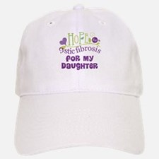 Daughter Cystic Fibrosis Hope Baseball Baseball Cap
