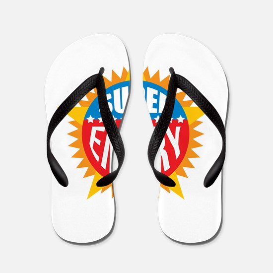 Super Emery Flip Flops